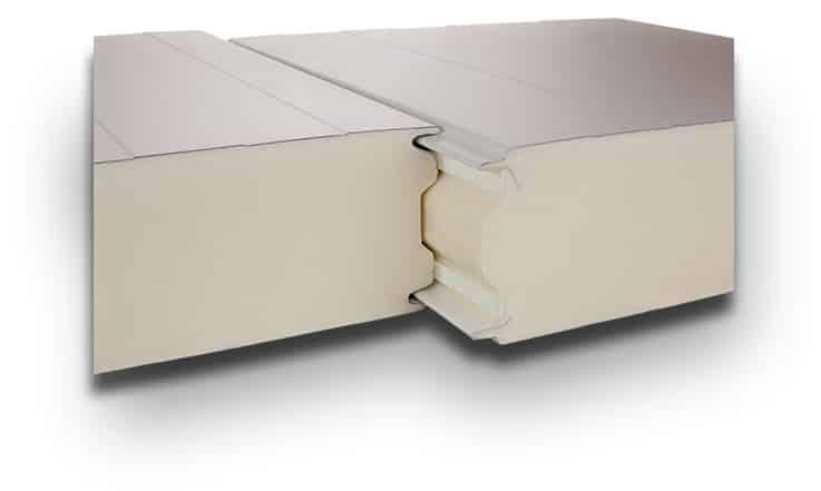 Płyty warstwowe obornickie dachowe poliuretanowe IzoCold PIRPIR+ frimy IZOPANEL