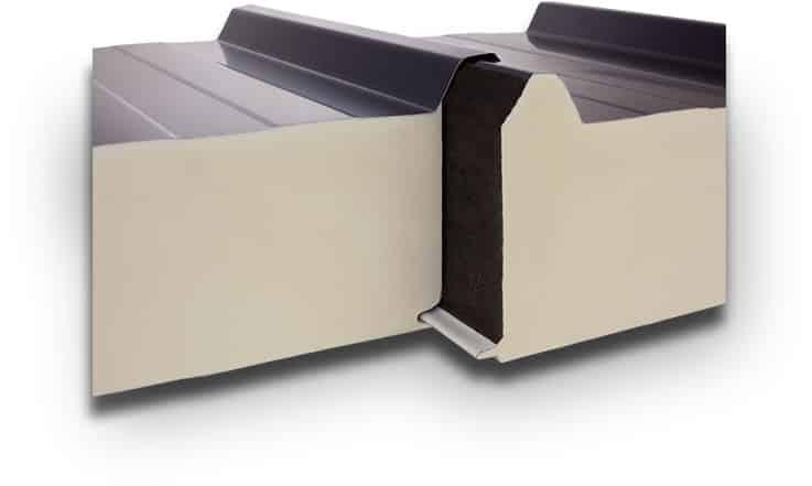 płyte obornicke warstwowe dachowe poliuretanowa IZOPANEL IzoRoof PIR PIR+